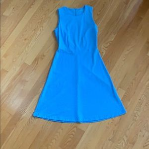 J McLaughlin blue dress XS